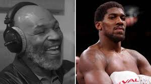 Mike Tyson left out Anthony Joshua on his current favorite boxers.jpg