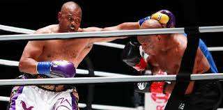 Tyson-Jones ends with a draw Jake Paul knocks Nate Robinson out.jpg