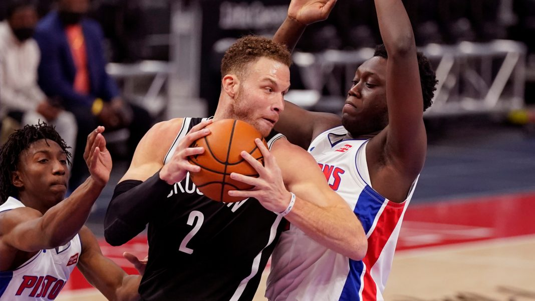 Blake Griffin to sit out until traded by the Pistons