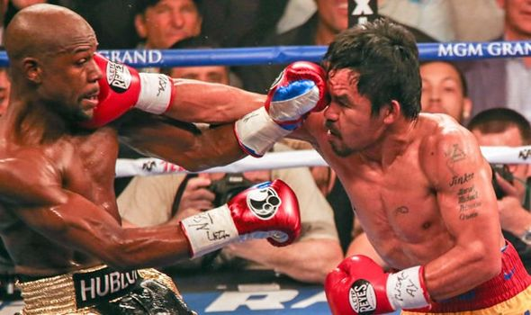 Manny Pacquiao's road to eight-division world titles! (Part 2)