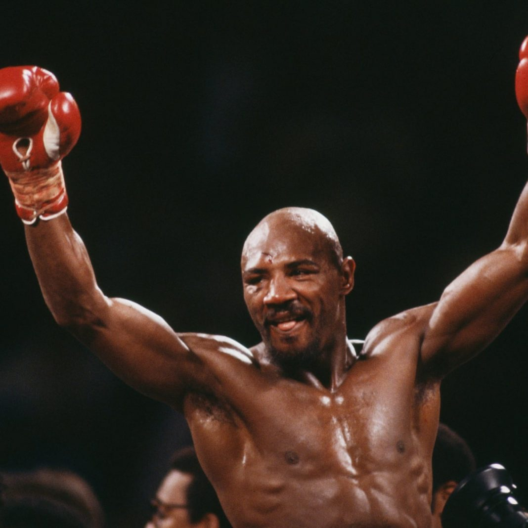 Marvin Hagler and his boxing legacy