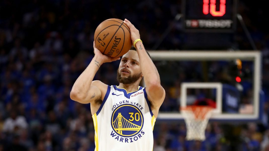 Stephen Curry to participate in the 3-point shootout once again
