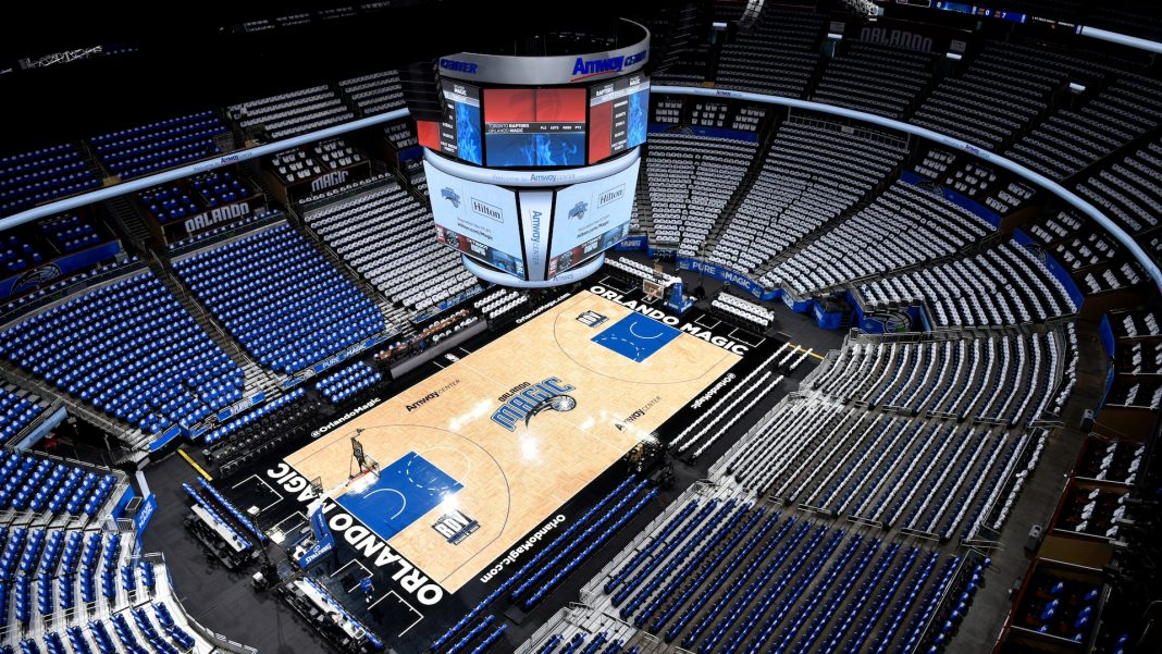 Arenas to be back in total capacity next season says NBA