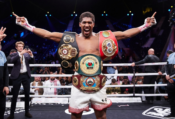 Anthony Joshua's dilemma, Deontay Wilder next fight, and Mayweather in the UFC