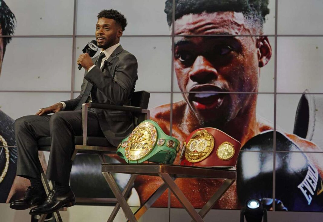 """A great compliment,"""" Spence reacts to Pacquiao's praises"""