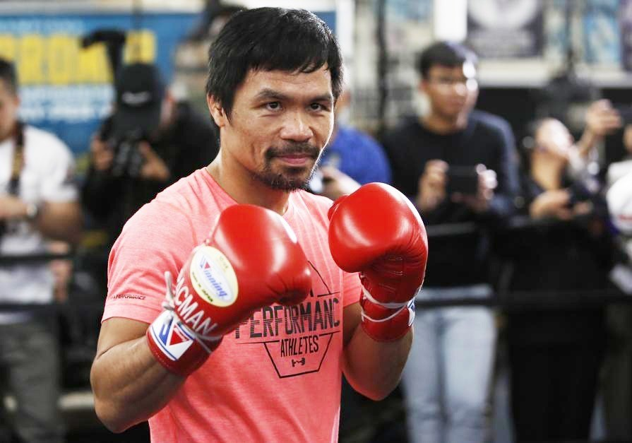 BOMBO RADYOSpence confident Pacquiao will retire after their fight