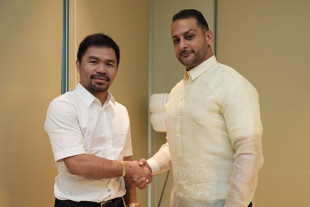 Pacquiao files counter-complain to Paradigm Sports