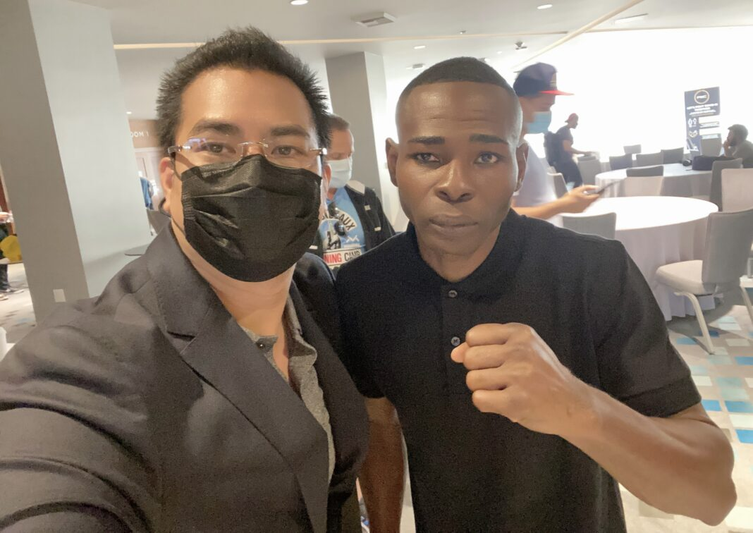 """Rigondeaux: """"Casimero is going to be the third Filipino that I'm going to take down"""
